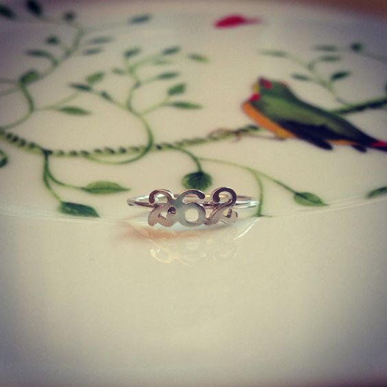 26.2 Stackable Ring - Erica Sara Designs
