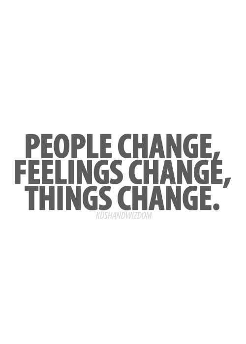 Three Things I Would Change about the World?