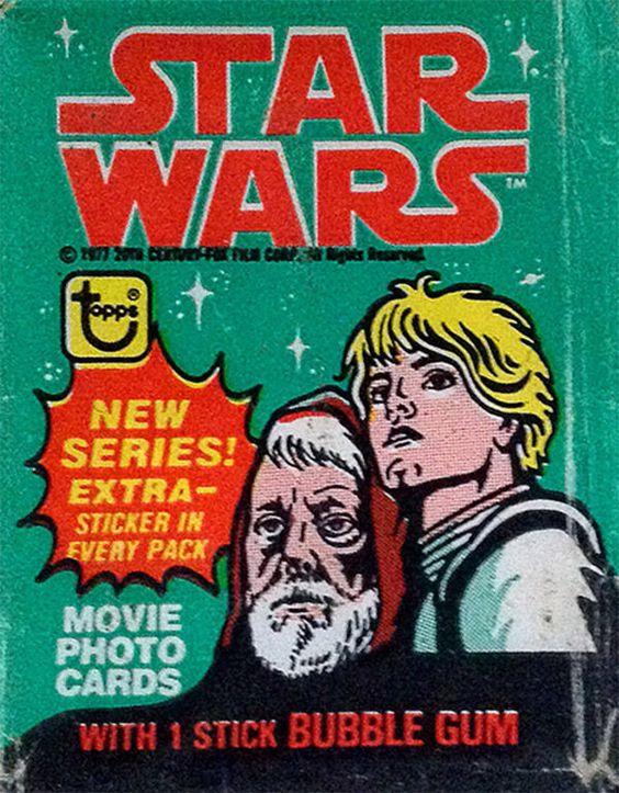 Topps Star Wars 1977  Series 4 individual card selection #239-264