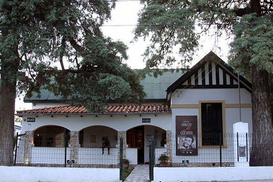 Museo del Che Guevara in Altagracia, Argentina was the primary residence of Che's youth.