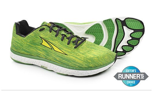 altra cushioned running shoes