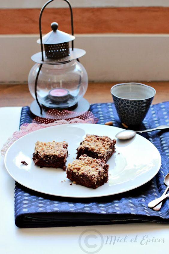 miel et épices: Le Chocolait au Croccanti de Cacahuètes Grillées Salées d' eryn