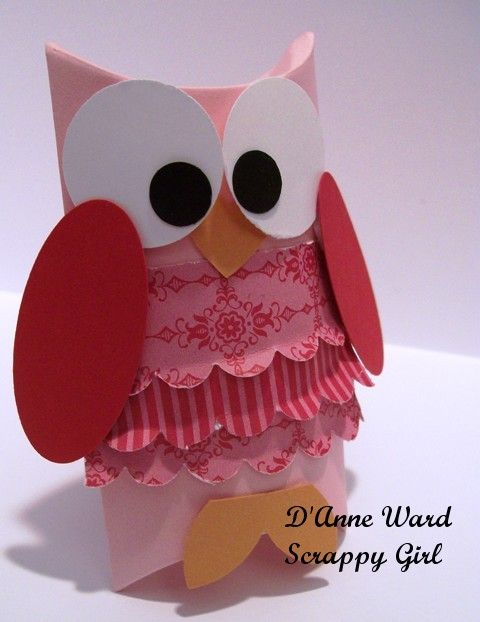 Cute Owl Craft
