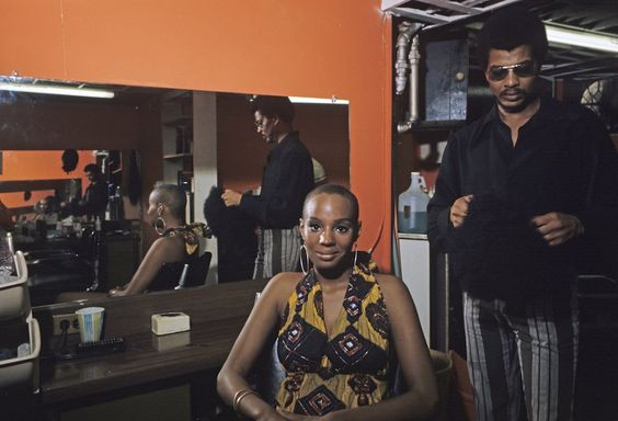 After the 1960s Harlem exodus, the people who stayed