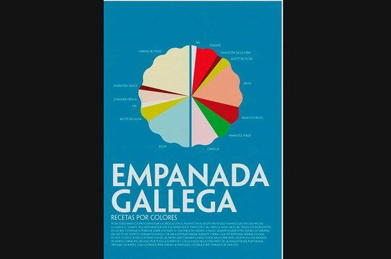 La receta infográfica para homenajear a los clásicos de la comida española por Laura Valero