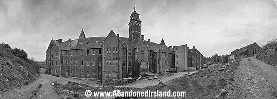 our ladys hospital Abandoned Ireland