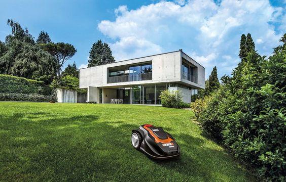 WORX Landroid Robotic Lawnmower   Gearrific