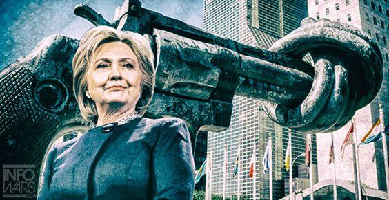 Prison Planet.com » Exclusive Video: Clinton Delegate Explains How Democrats Will Ban All Guns