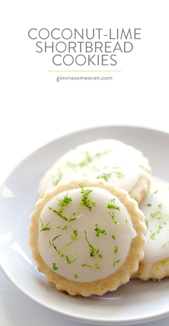... lime glaze. One of my all-time favorite cookie recipes