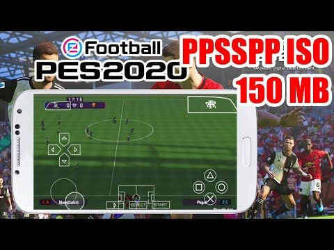Pes 2020 Psp Iso English Download Highly Compressed Ppsspp