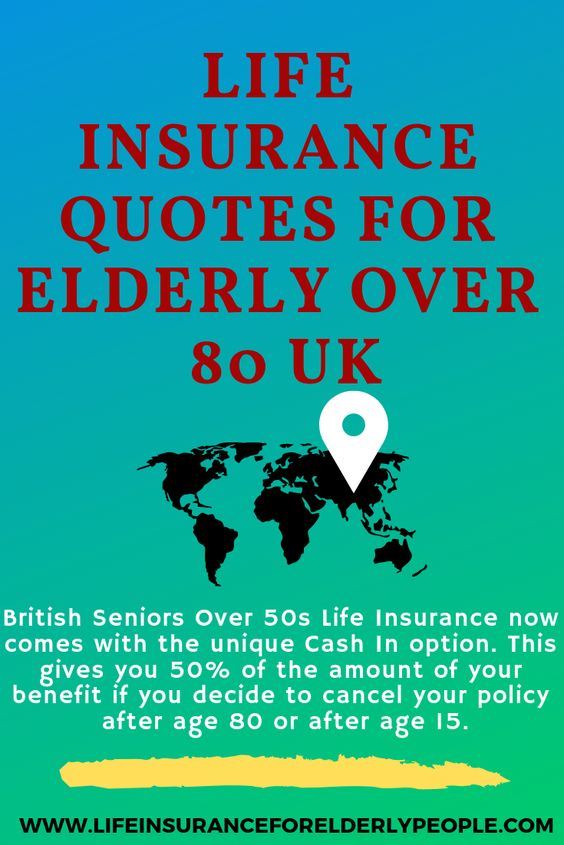 Life Insurance Quotes For Elderly Over 80 Uk Life Insurance For