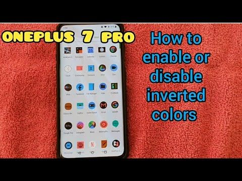 How To Invert Colors Of Picture On Iphone