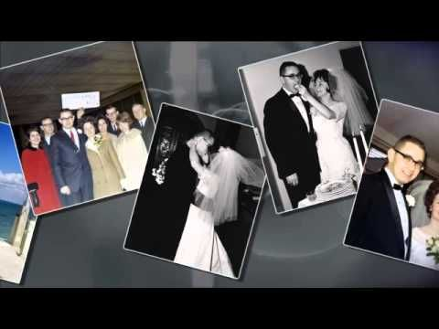 Our Love Story photo montage created by Carole, video producer and Photoshop expert, to make your photos look their best and tell the story to watch and enjoy over and over. Loving gift and cherished keepsake. New memory from the old memories!