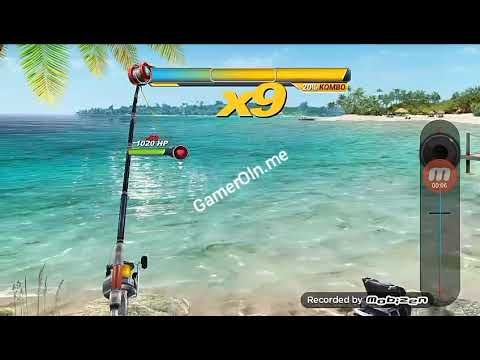 Fishing Clash Catching Fish Game Bass Hunting 3d Mod Apk V1 0 53 Mod Features Instant Wait For Catch Fish Eaten Bait Always Combo Remove Combo Size