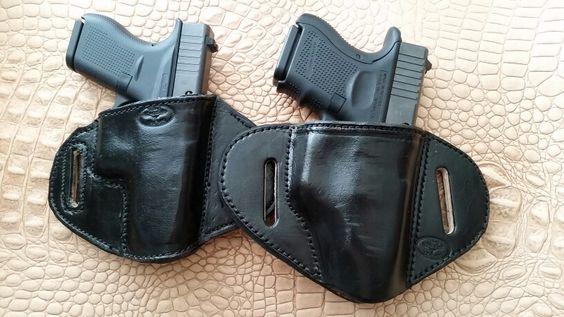 Glock 42 and Glock 27