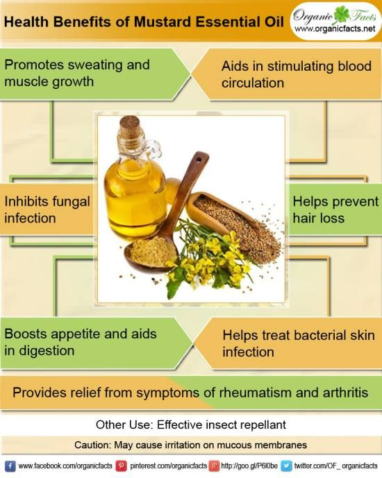Essential oils benefits of and mustard on pinterest - What to do with mustard five unknown uses ...