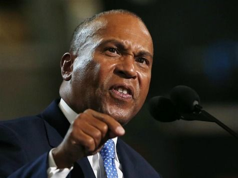 BOSTON --- Massachusetts Governor PATRICK DEVAL CALLS FOR STRICTER Gun Limits Than Obama