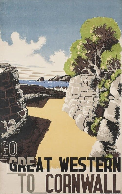 ART & ARTISTS: Vintage Travel Posters - part 6