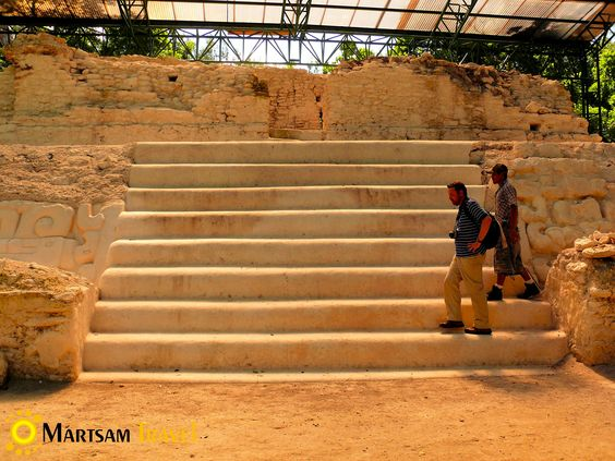 Archaeological tours in Guatemala  www.martsam.com