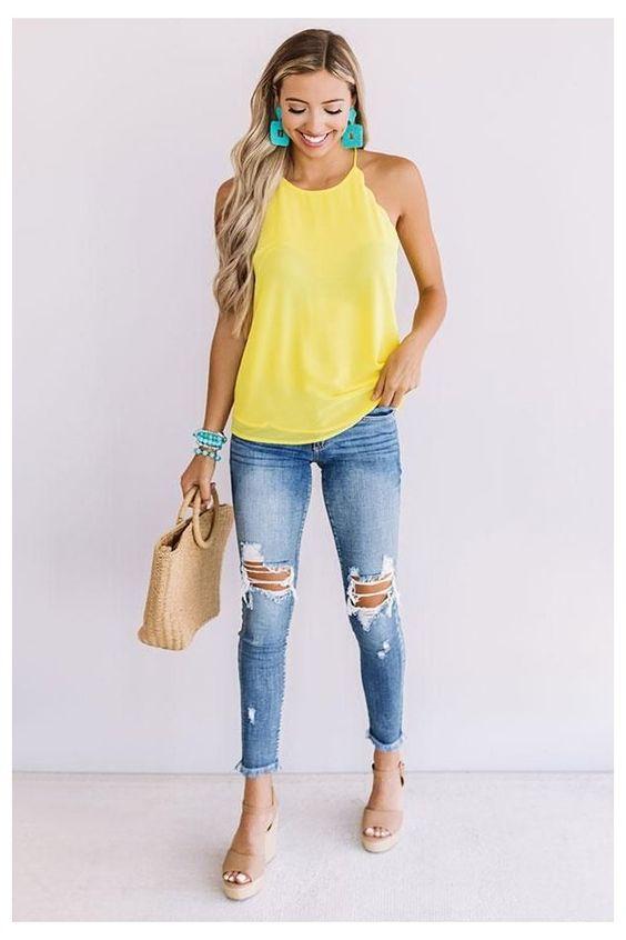 Look com calça jeans para arrasar em qualquer ocasião