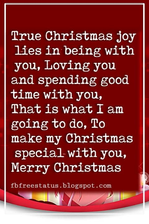 Christmas Love Quotes \u0026 Messages for Her \u0026 Him to Wish