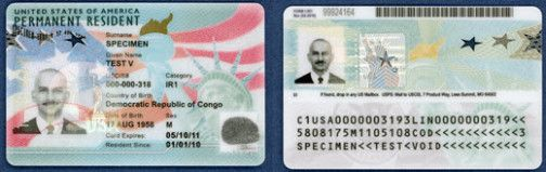 11 Year Green Card Renewal Marriage