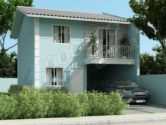 Residência Margarida - COD 651 - Casas Kurten