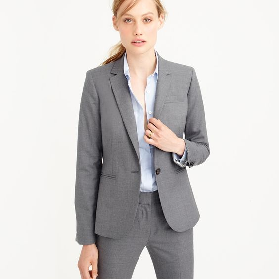 Campbell blazer in Super 120s wool : suiting blazers   J.Crew