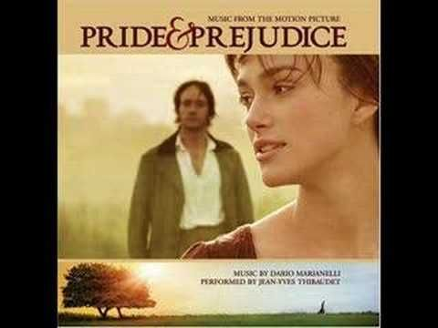 """Beautiful music from Pride & Prejudice - """"The Secret Life of Daydreams"""""""