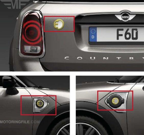 Первый гибридный Mini засветился на фото Новая версия кроссовера Countryman получит в названии обозначение «Е». Новинка станет первым гибридным автомобилем марки и получит силовую установку, также устанавливаемую на BMW 2 Active Tourer.Как можно убедиться по фото, дизайн Mini Countryman E принципиально не отличается от обычной версии кроссовера, однако в передней части у автомобиля появилось специальное гнездо для зарядного устройства. Что же до технической составляющей, то Mini Countryman E…