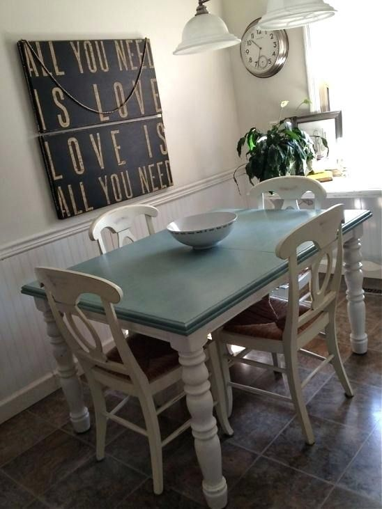 Image Result For Refurbish Dining Table Ideas Painted Dining Table Refinishing Kitchen Tables Kitchen Table Redo