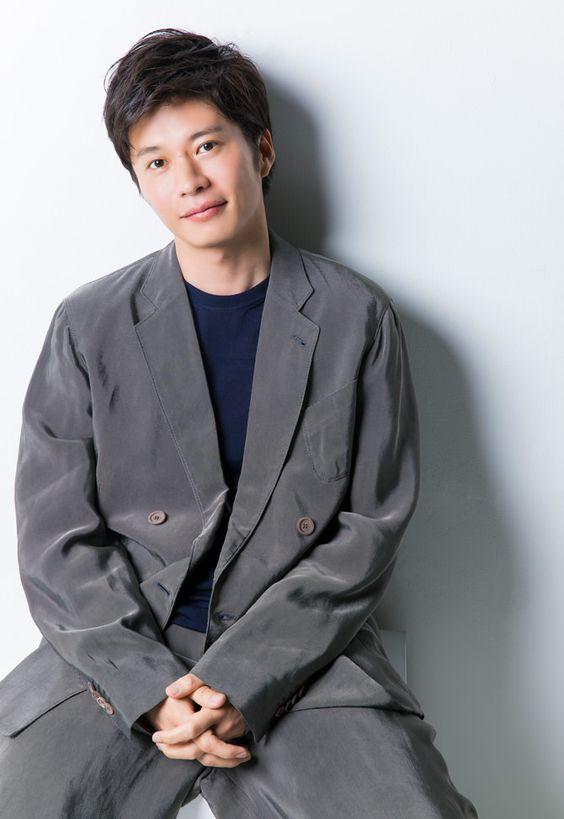 短髪の田中圭