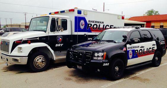 Sherman Texas Police SRT