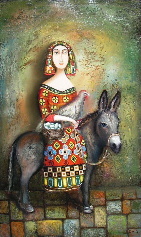 014 painting sale by David Martiashvili, none none painting 014 ...: