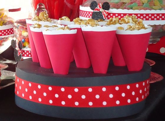 Festa infantil – Tema Minnie