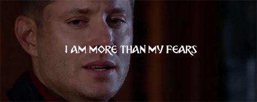 ~ I am forever Jensen/Dean trash, let's face it ~