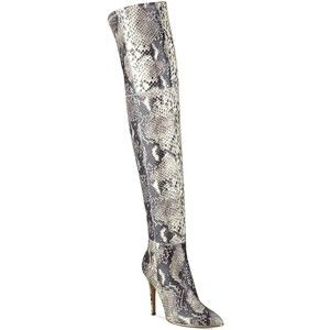 GUESS Women's Zonian Over The Knee Boots