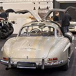 Mercedes-Benz 300 SL Gullwing (1955) by Transaxle (alias Toprope)