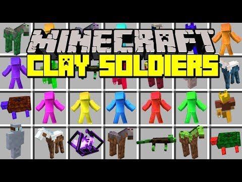 7c00350644f7a46a6fe7bcf680d53522 - How To Get The Clay Soldiers Mod In Minecraft