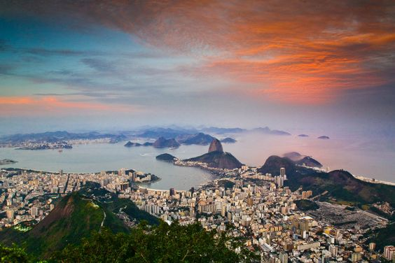 Rio de Janeiro, Brazil | Olympische Sommerspiele 2016 in Rio de Janeiro