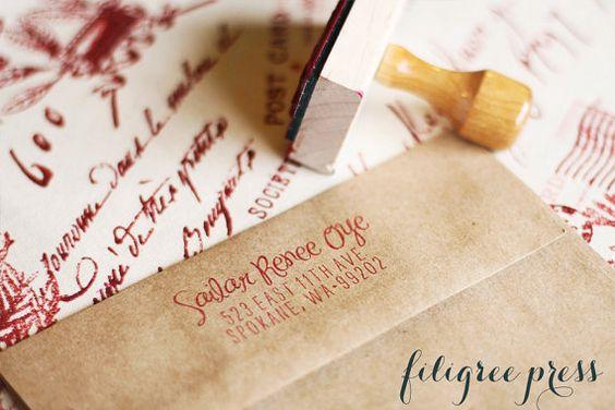 address stamp $25