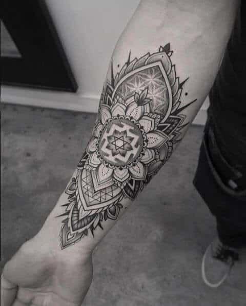 Mandala Tattoos For Men Tattoos For Guys Cool Tattoos For Guys Tattoos