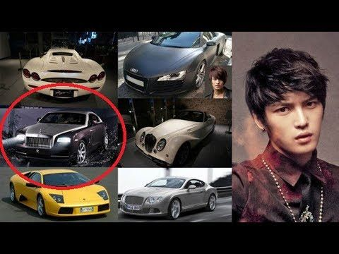 Top 10 Kpop Male Stars With Their Expensive Cars Sweet Ride Rolls Royce Wraith Rolls Royce