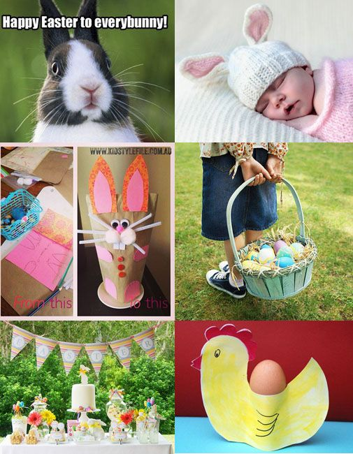 Happy Easter 2013, Everybunny!