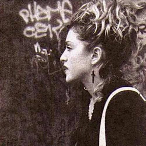 #Madonna rare footage. early years