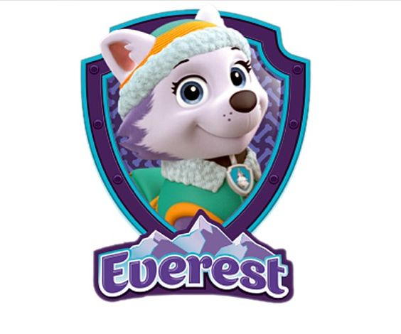 paw patrol everest printable - Google Search