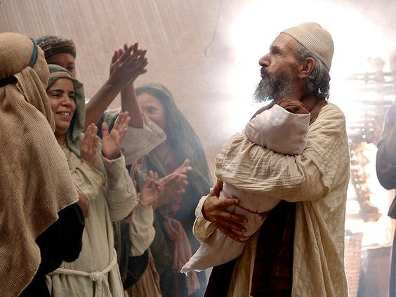 Resultado de imagem para Lucas 1,5-25