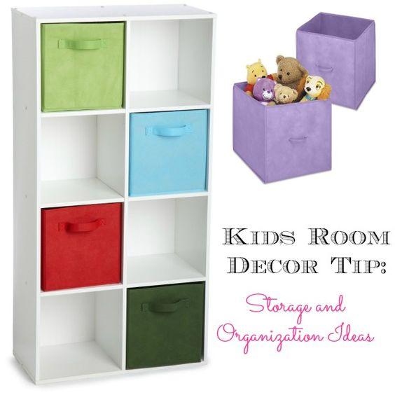 Ideias para organizar os brinquedos das crianças #decoração #quarto #criança #ideias #inspiração #organizar #brinquedos