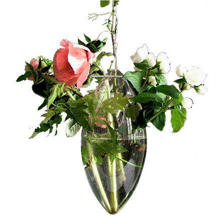 tse tse associ es vase suspendu flowers pinterest vase. Black Bedroom Furniture Sets. Home Design Ideas