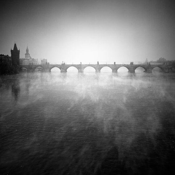 Ghost Town: By Martin Rak, more artworks http://www.artlimited.net/19577 #Photography #Digital #Construction #Edifice #Bridge
